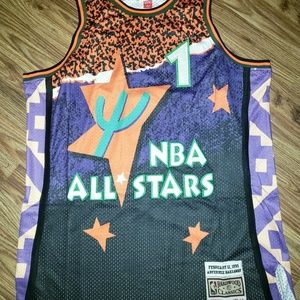 Anfernee Hardaway 1995 All Star Throwback Jersey